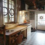 80 French Country Kitchen Decorating Ideas Doitdecor