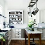 80 Simple French Country Kitchen Decor Ideas Farmhouse Kitchen