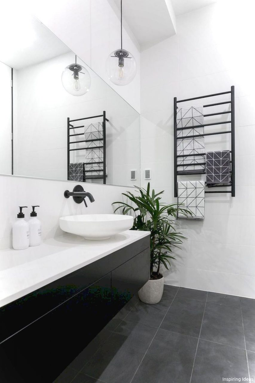 99 Luxury Black And White Bathroom Ideas Jai Bathroom Inspo