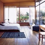A Cozy And Modern Indoor Outdoor Bedroom In Buenos Aires Dwell