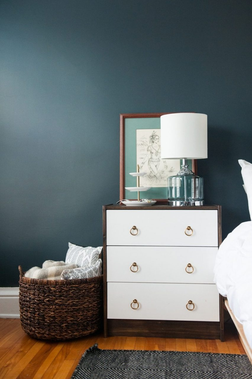 A Mini Home Tour Tips For Choosing A Paint Color Palette The