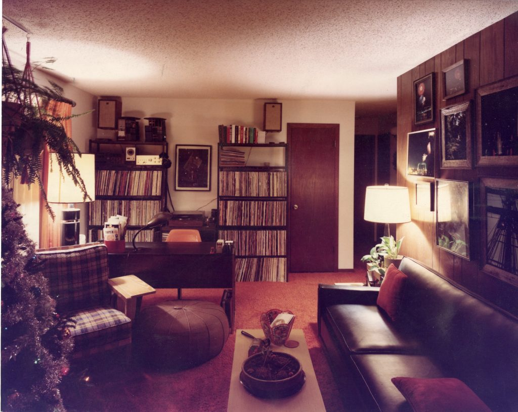 A Minnesota Living Room From What I Assume Is The Late 70s 1970s