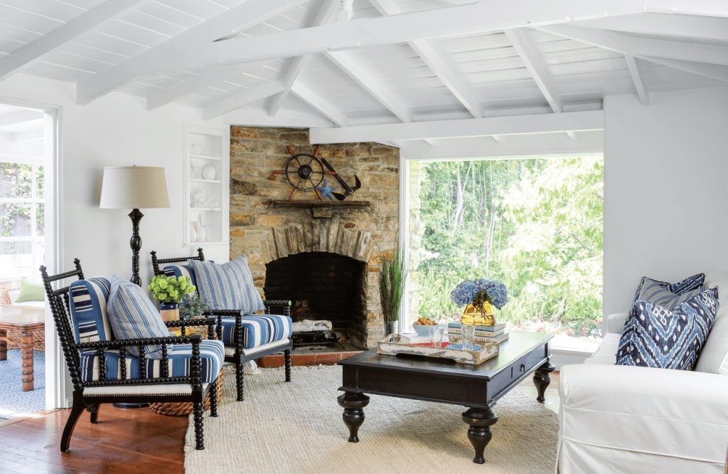 A Nautical California Beach Cottage Cottage Style Decorating