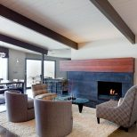 A Ordable Mid Century Modern Fireplaces Living Room Admirable
