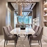A Taste Of Italy Arclineas New York Flagship Dining Elegant