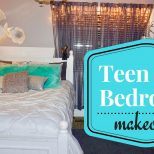 Abfol Teen Girls Bedroom Makeover 2017 Challenge Youtube