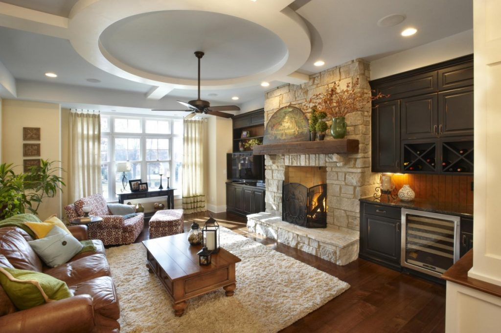 Adding Reclaimed Wood Designs To Your Living Room Superior