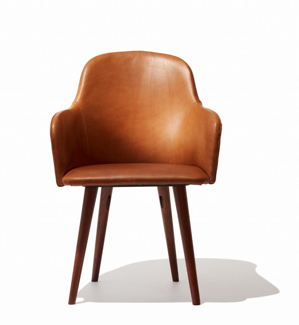 Alva Dining Chair Leather