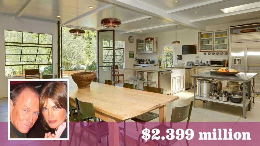 Amanda Pays Corbin Bernsen On The Move In Valley Village Los