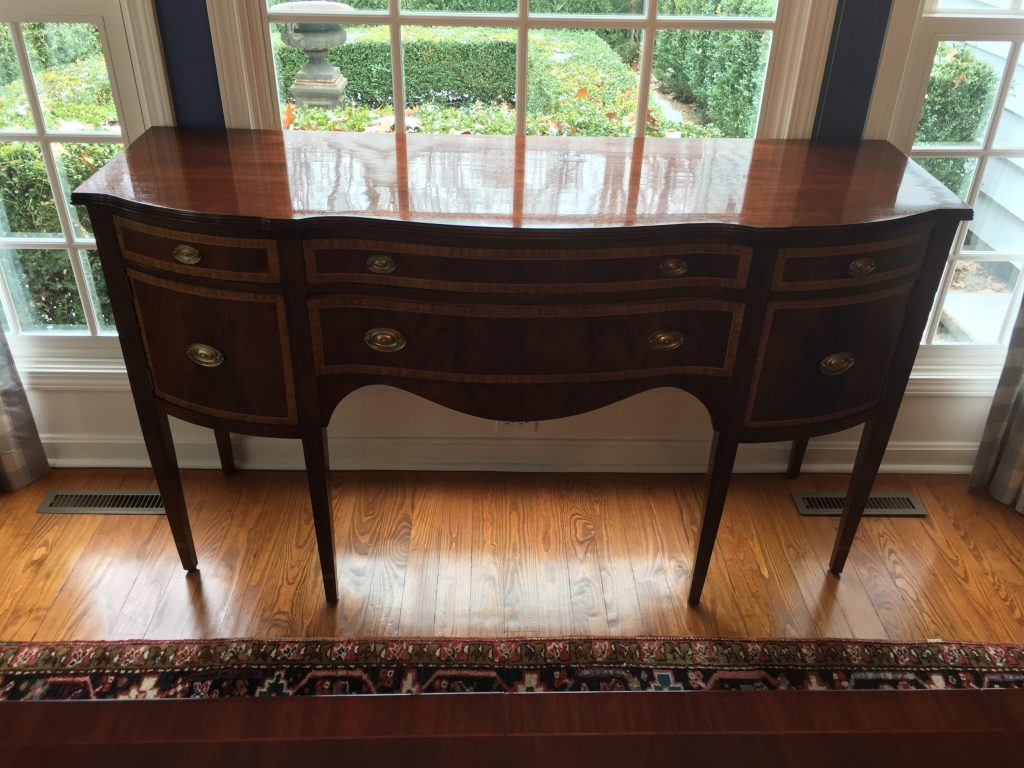 Antique Dining Room Buffet Gomillion Furniture Services Inc