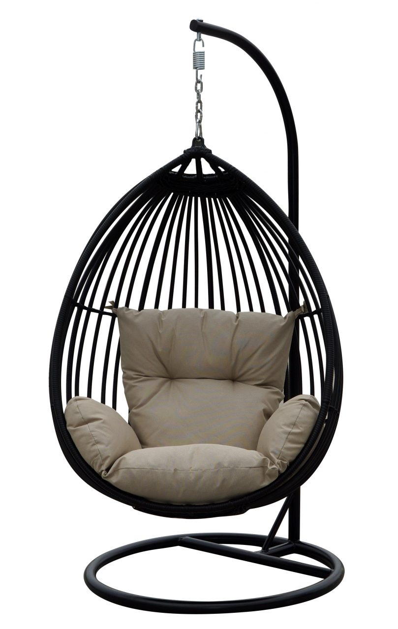 Audra Swing Chair With Stand Reviews Joss Main