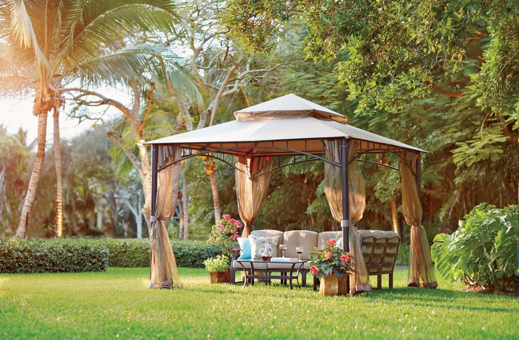 Backyard Buying Guide Pergola Vs Gazebo Wayfair