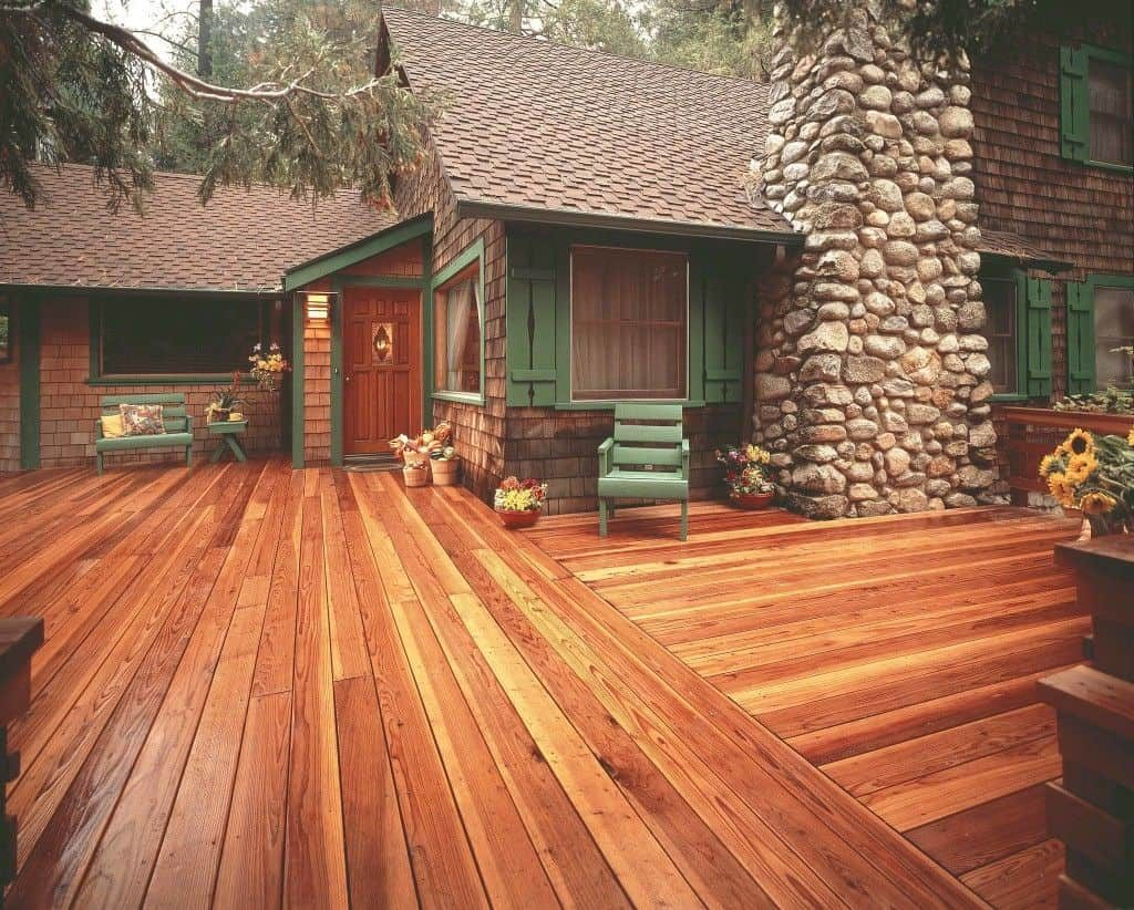 Backyard Redwood Wooden Decking Different Types Of Decking Lumber