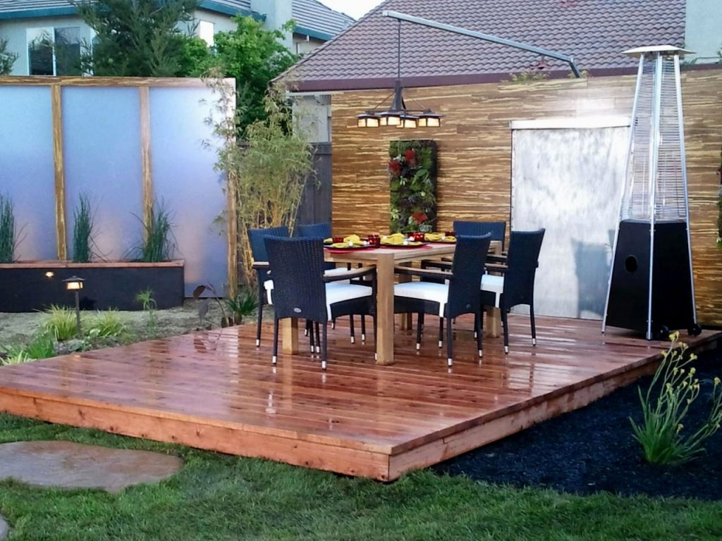 Backyard Wood Deck Ideas Best Wooden Decking Outdoor Patio Youtube