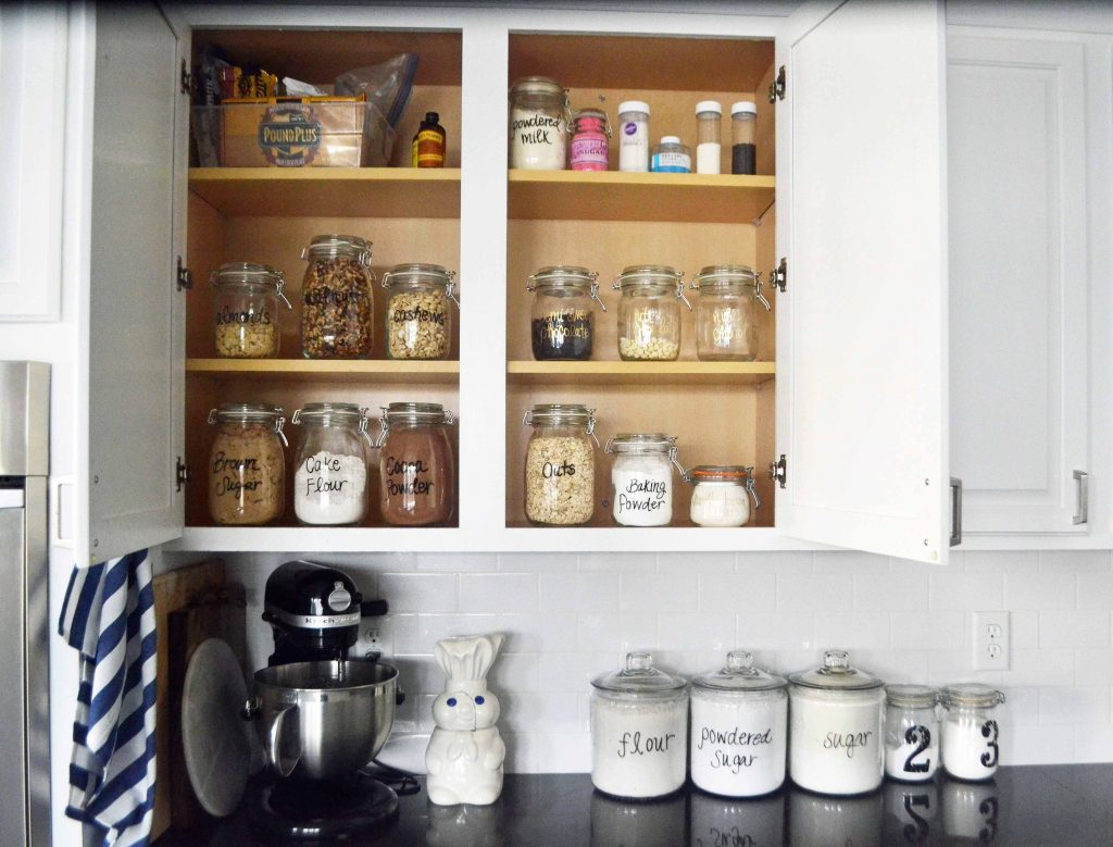 Baking Supplies Storage And Organization Modern Honey