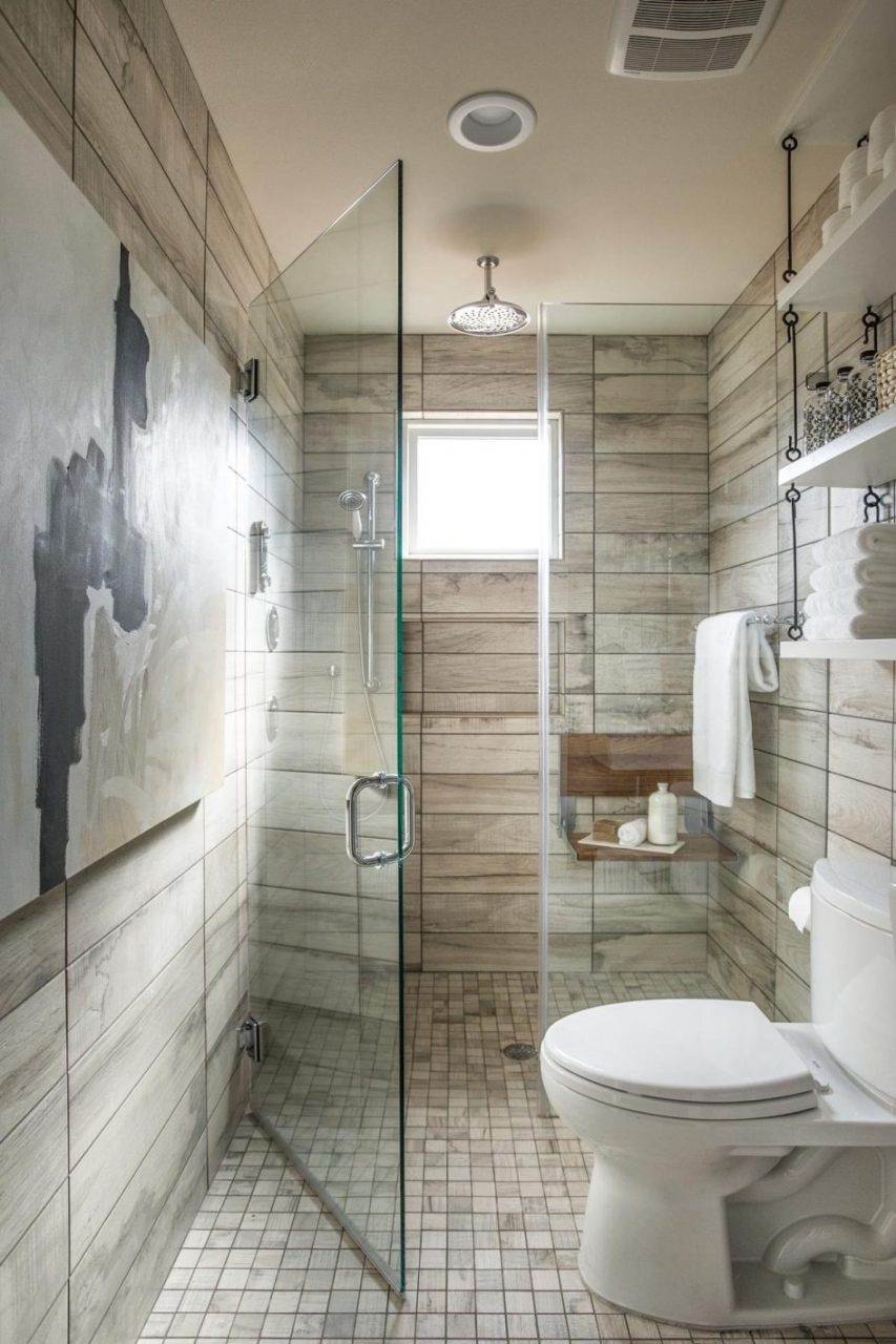Bathroom Showers Without Doors Or Curtains Doorless Shower Designs