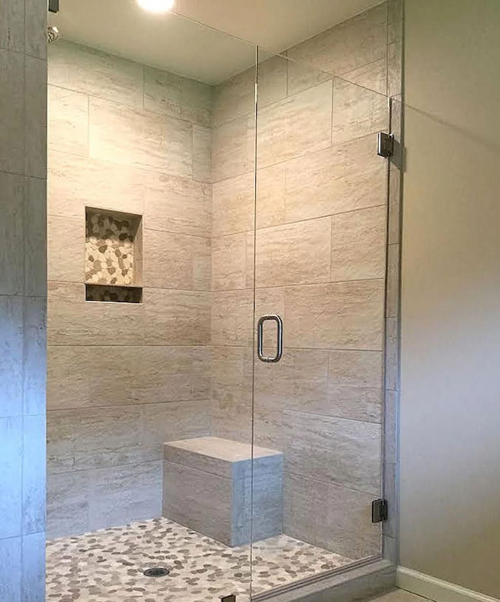 Beach Bathroom Bathroomcolorsblack Bathroom Shower Tile In 2019