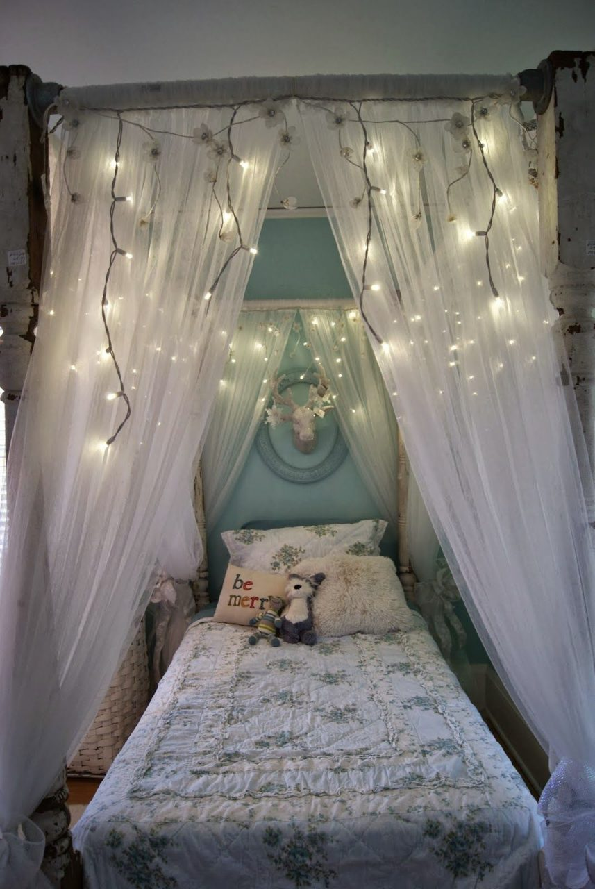 Bed Canopy Ideas Bedroom Luxury Curtains With White Diy Headboard