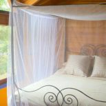 Bed Canopy White Mosquito Net Full Queen King Size Netting Bedding