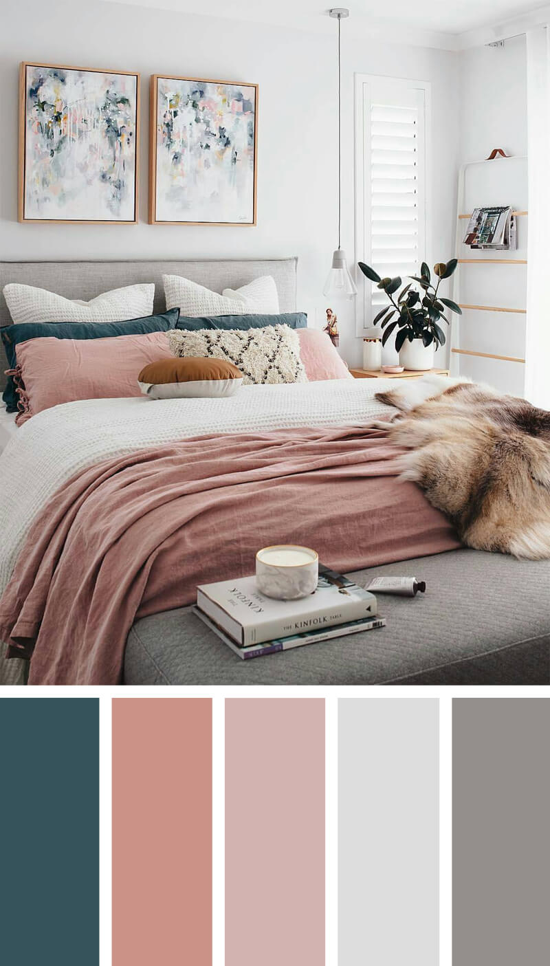 Image of: Bedroom Color Schemes Is Cool Master Bedroom Ideas Is Cool Master Layjao