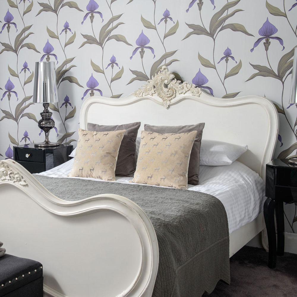 Bedroom Wallpaper Ideas Bedroom Wallpaper Designs Ideal Home