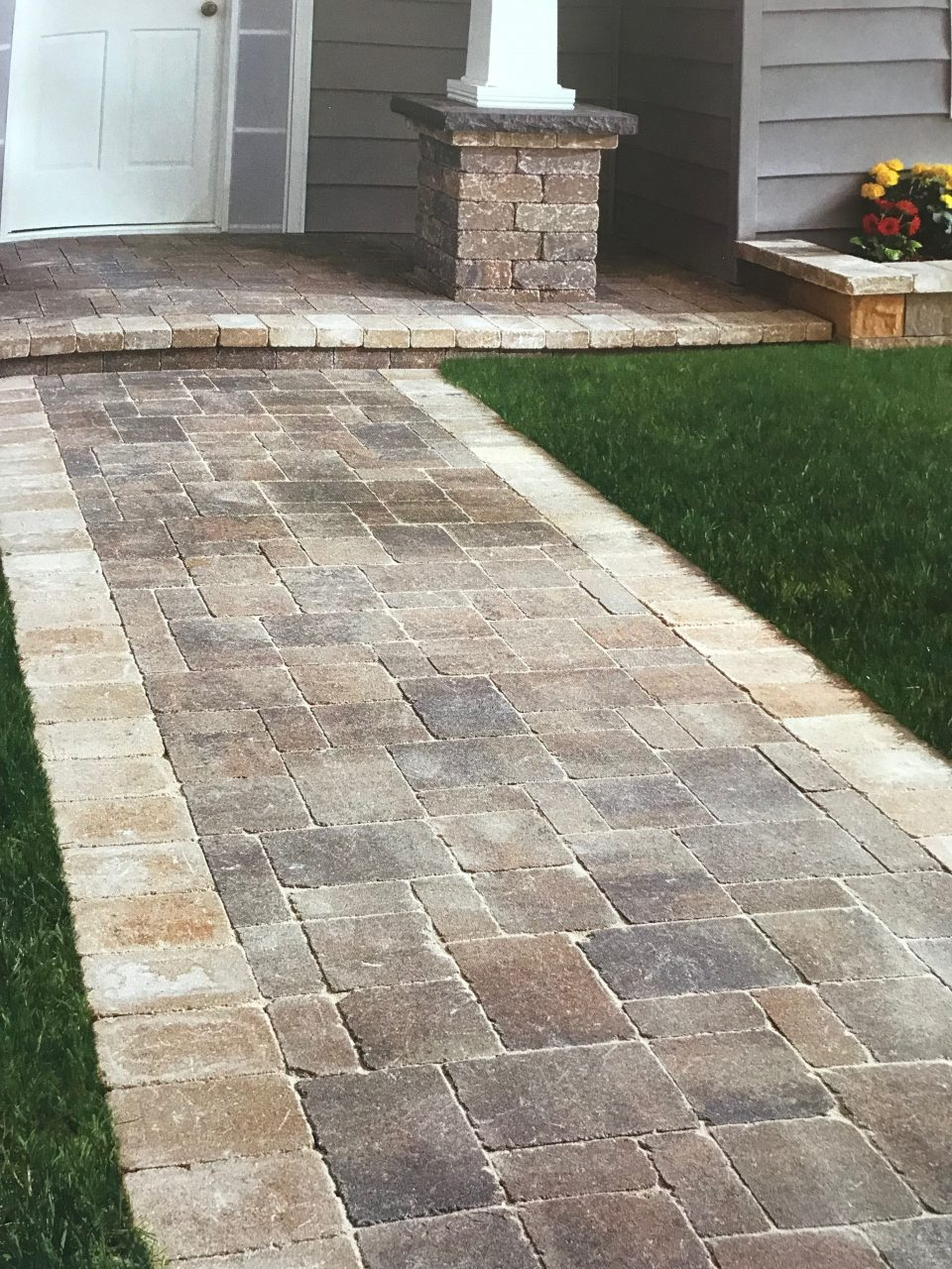 Belgard Dublin Cobble Pavers Dreaming Or Am I In 2019 Brick
