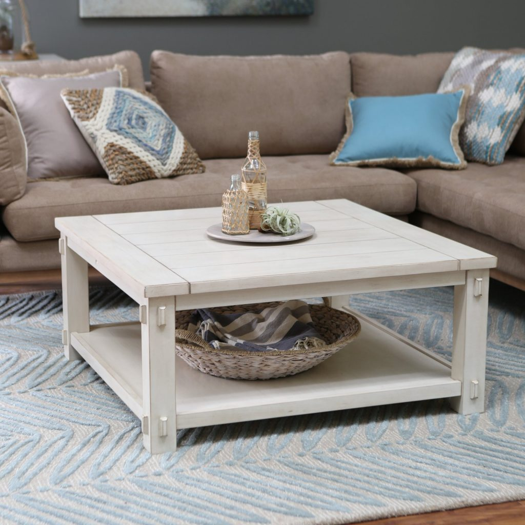 Belham Living Westcott Square Coffee Table Walmart