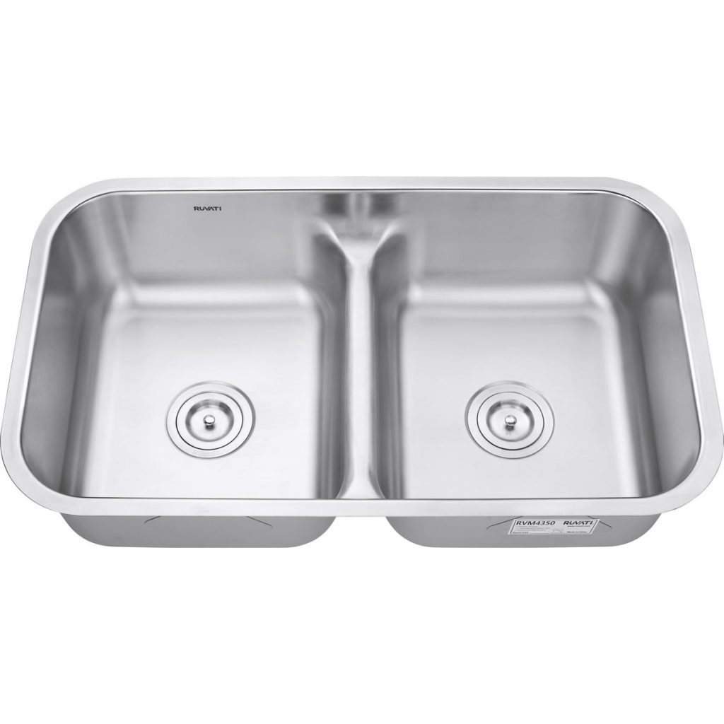 Benefits Of A Low Divide Kitchen Sink Ruvati Usa