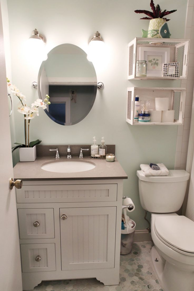Best Ideas About Small Bathroom Decorating On Theydesign For O It