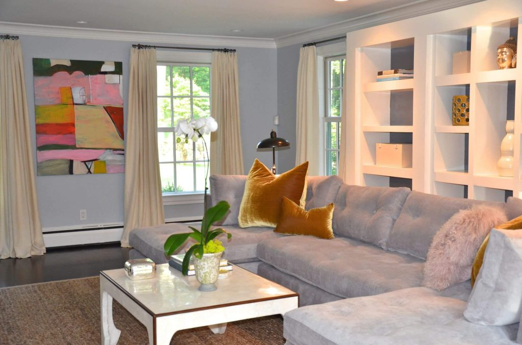 Best Living Room Colors And Color Combinations 2019