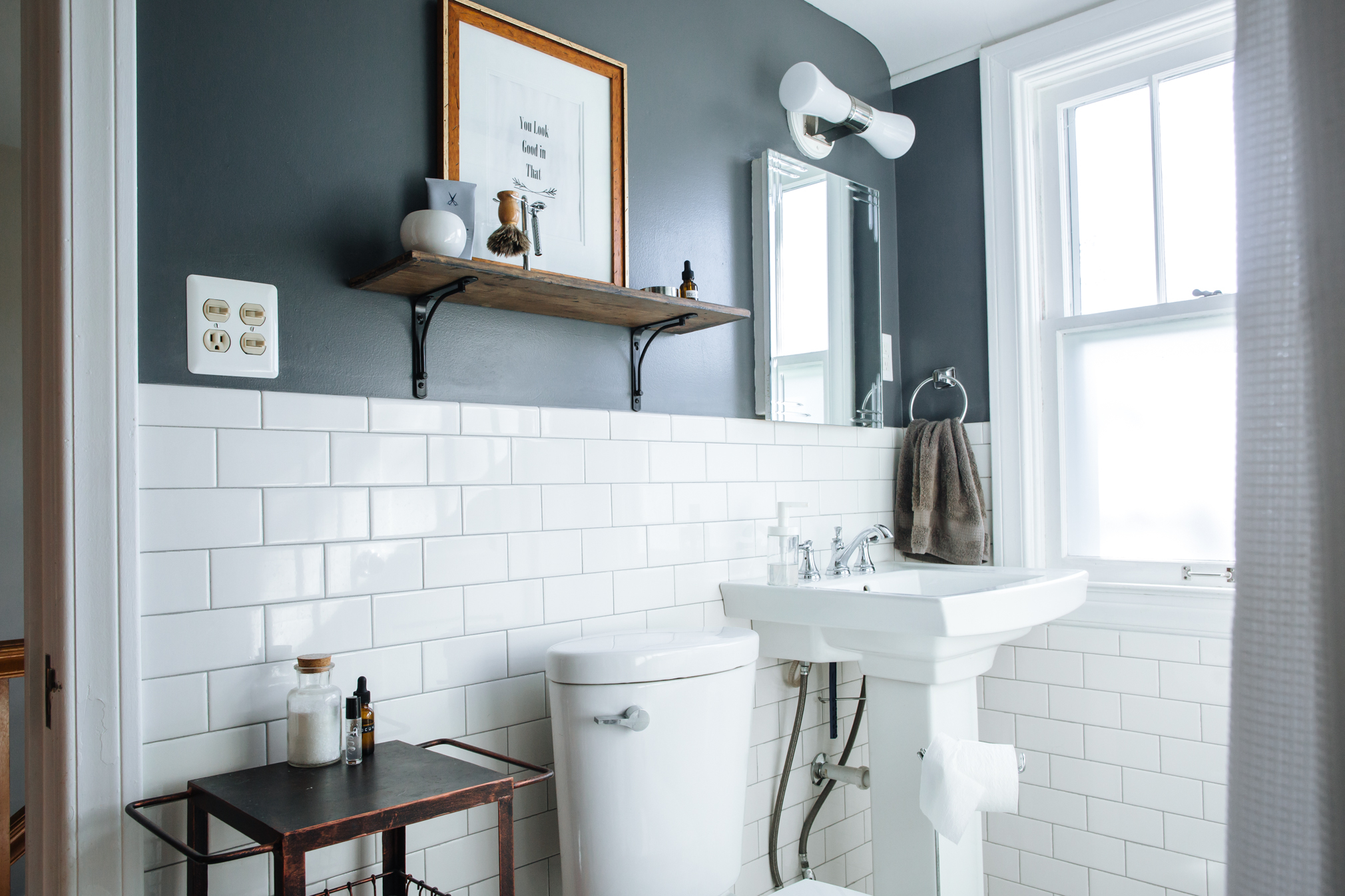 Best Paint Colors For Small Bathrooms Apartment Therapy Layjao