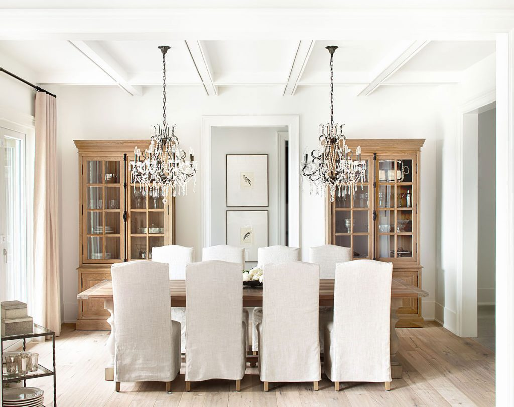 Best Restoration Hardware Style Farmhouse Dining Tables For Less