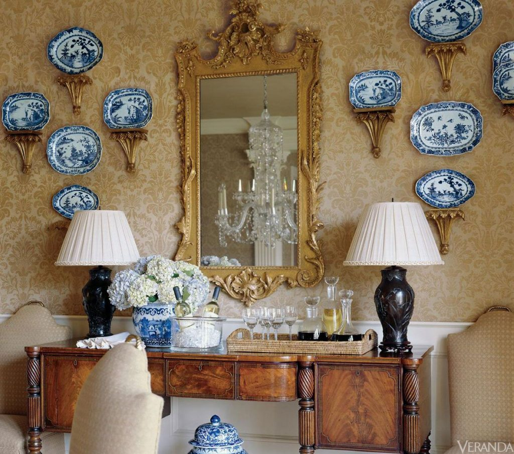 Blue And White Porcelain How To Decorate With Chinese Blue White