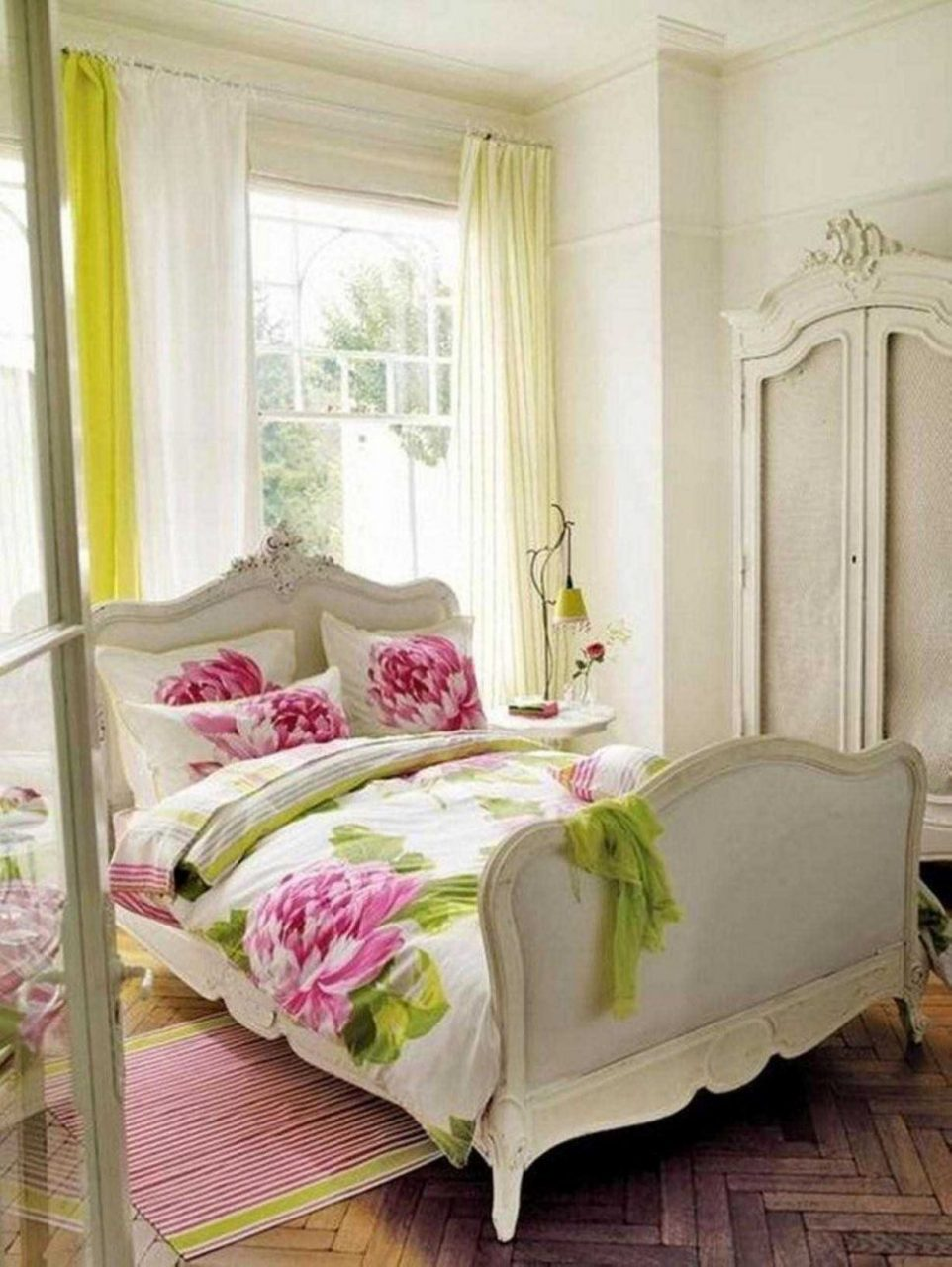 Bohemian Shab Chic Bedroom Pindmpress Shelia On Eclectic Cottage