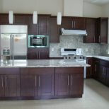 Brown Traditional Look Wood Cabinet Modern Wooden Kitchens Old Wood