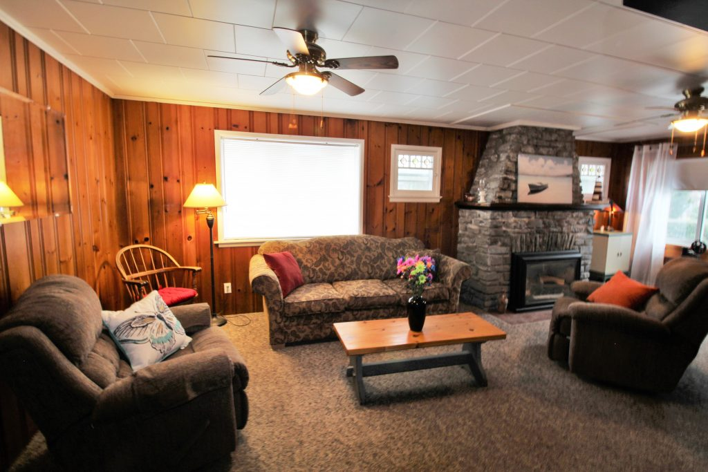 Cambridge Cottage Living Room Crystal Beach Cottage Rentals