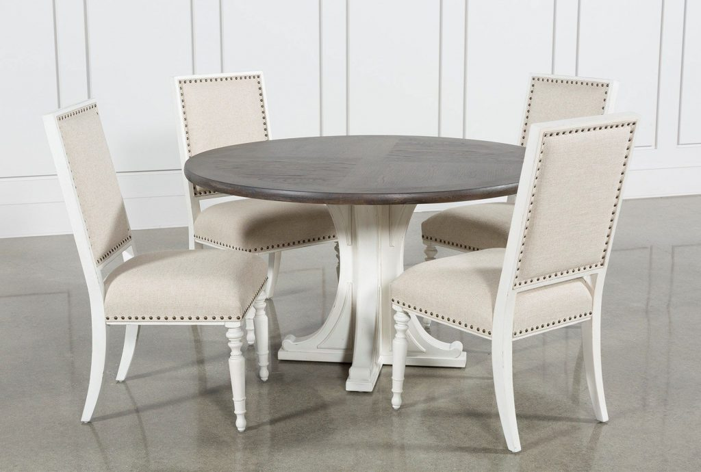 Candice Ii 5 Piece Round Dining Set My New Home Round Dining Set