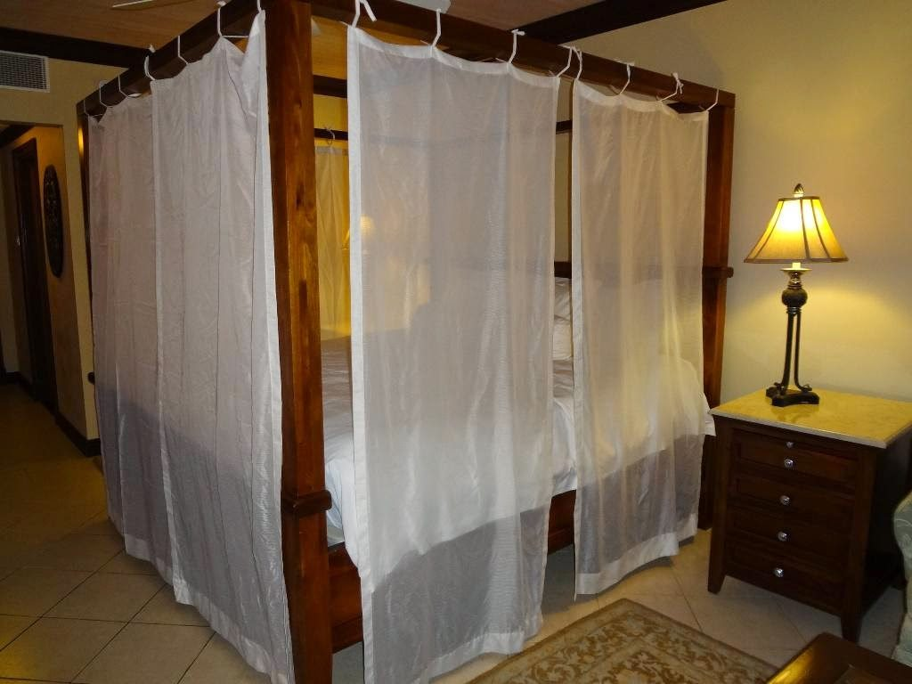 Canopy Bed Drapes Ideas Home Decor Coppercreekgroup