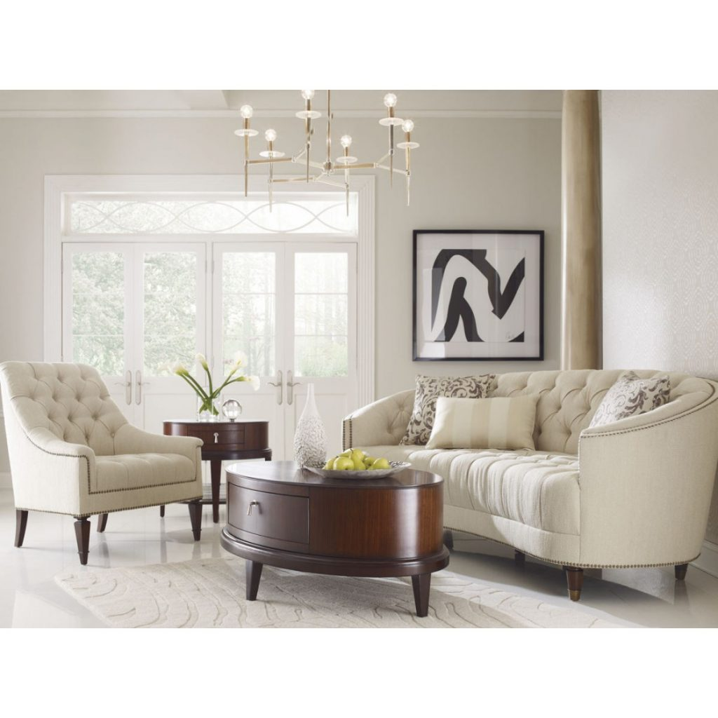Caracole Classic Elegance Sofa Living Room Set