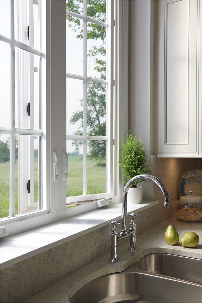 Casement Windows Let In The Light And The Air Featured Tuscany