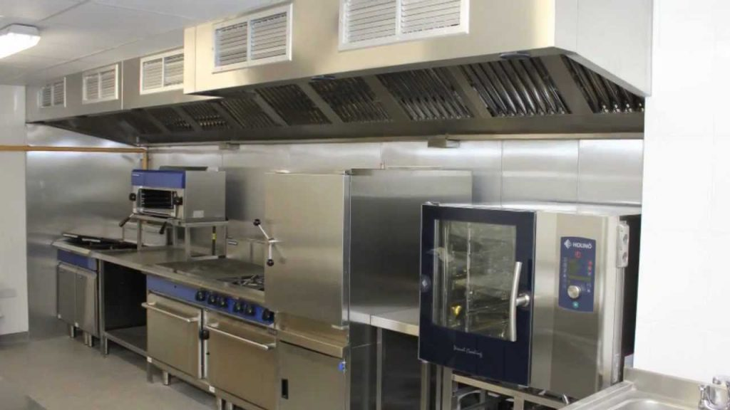 Cfs Commercial Kitchen Design Projectwmv Youtube