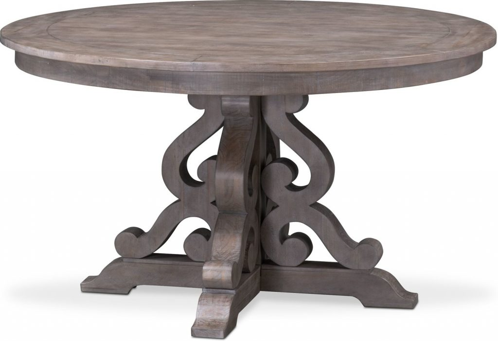 Charthouse Round Dining Table American Signature Furniture