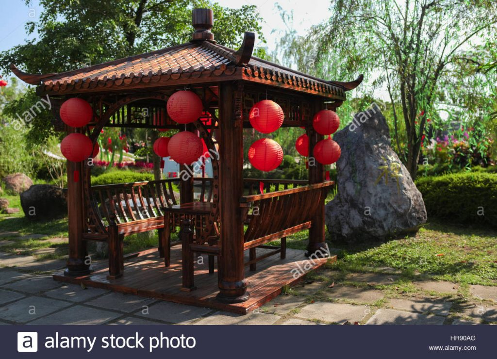 Chinese Gazebo Stock Photos Chinese Gazebo Stock Images Alamy