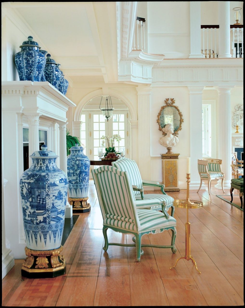 Chinoiserie Chic Stripes And Chinoiserielove Everything About