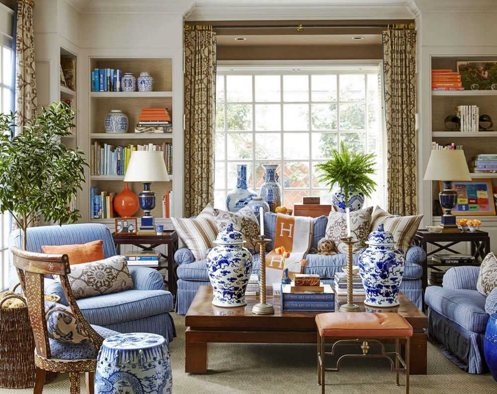 Chinoiserie Chic The Chinoiserie Living Room Mary Mcdonald
