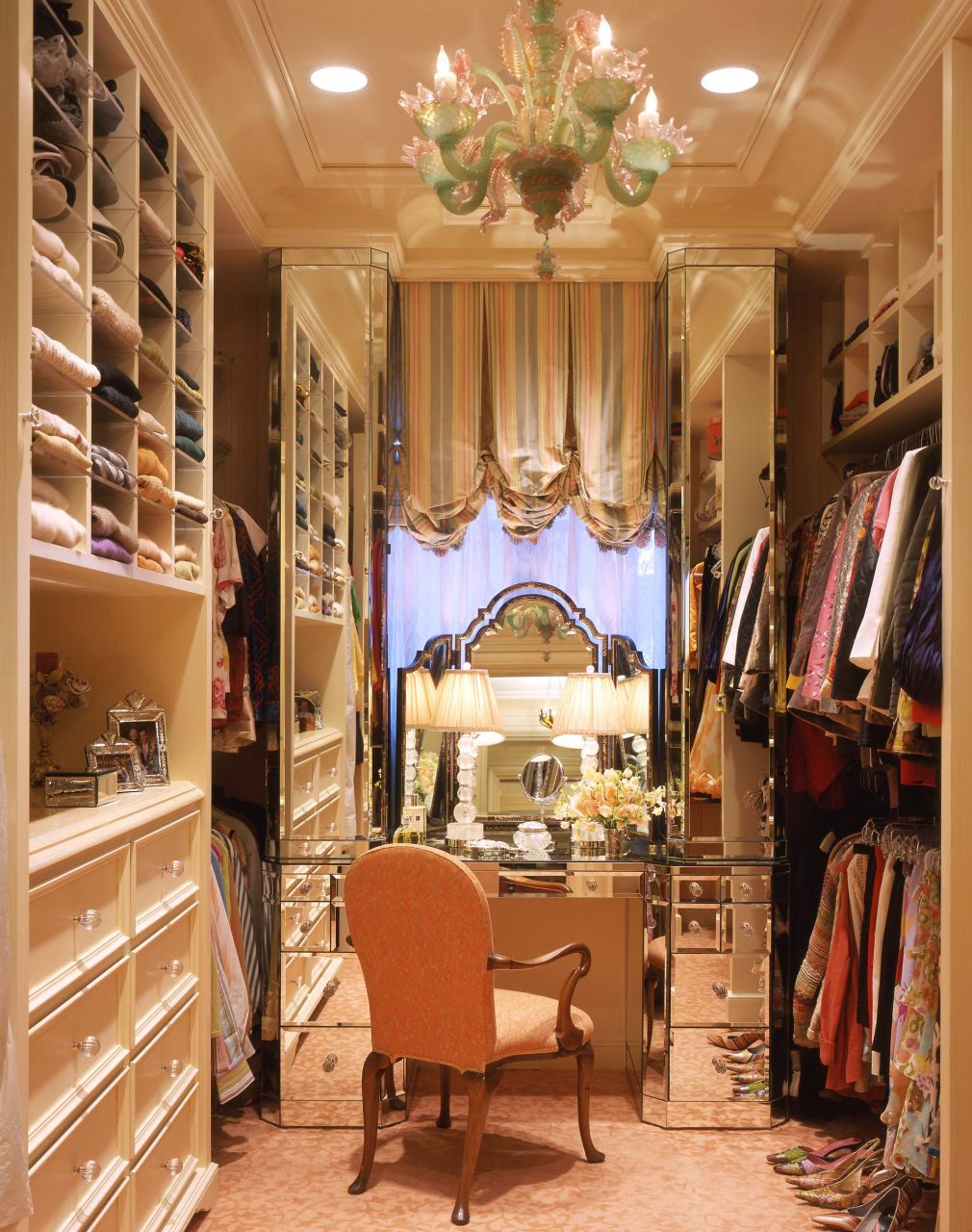 Closet Design With Suzanne Tucker Create The Perfect Dressing Room