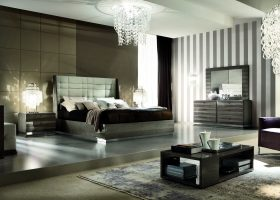 Alf Contemporary Bedroom Monaco