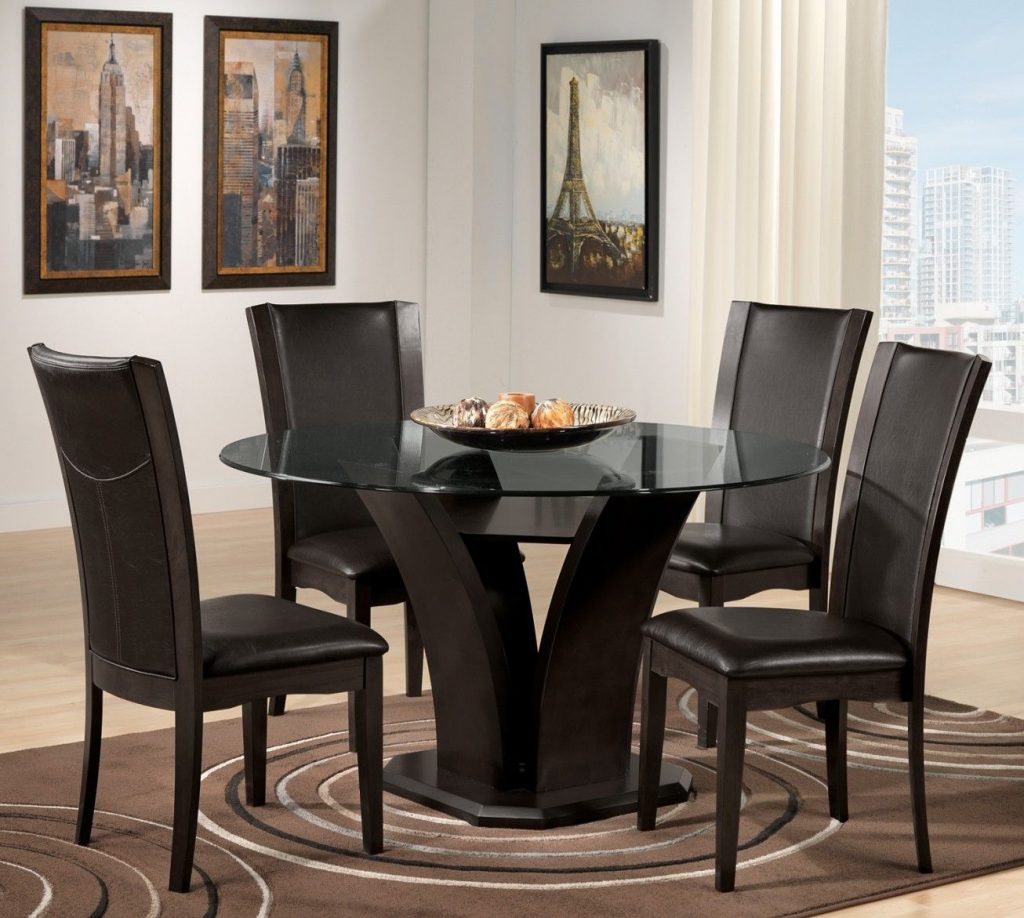 Cool Black Kitchen Dining Set Dining Table Ideas Dining Table In