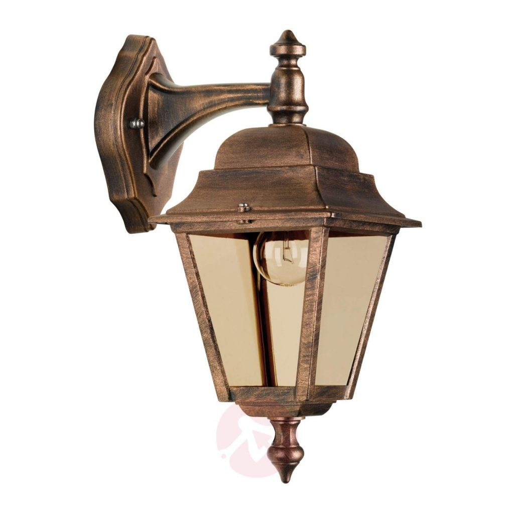 Copper Outdoor Wall Light Toulouse Hanging Lightsie
