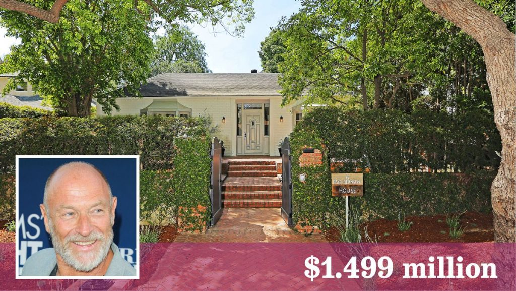 Corbin Bernsen Amanda Pays List Toluca Lake House Los Angeles Times